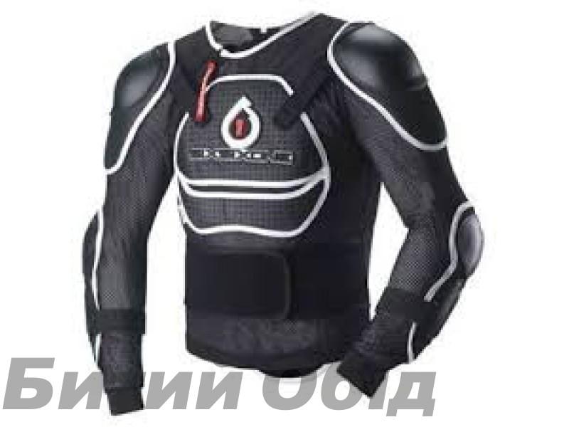 Защита тела SixSixOne COMP Pressure Suit BLACK S