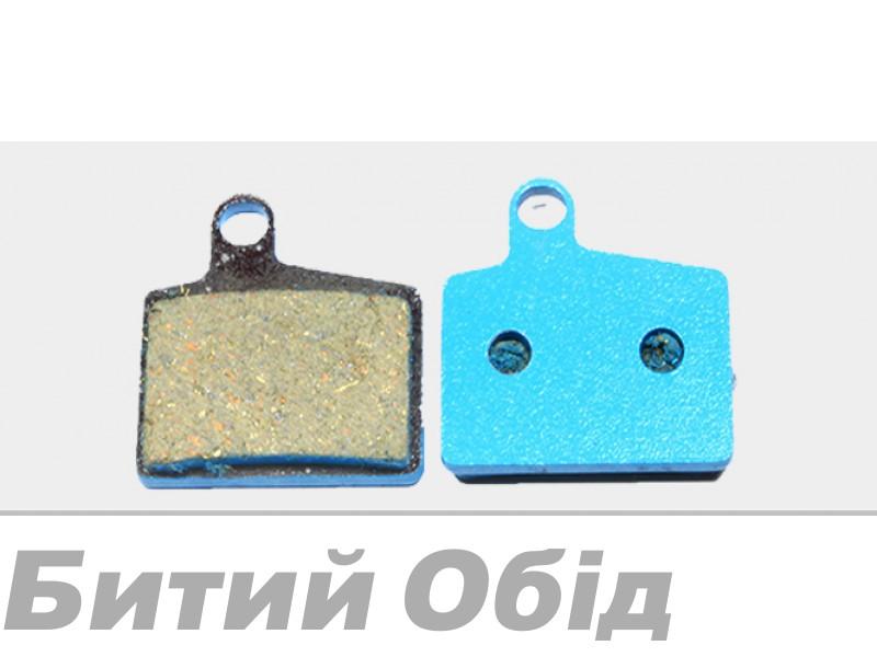 Тормозные колодки дисковые Sheng-An Stroker Hayes Ryde/Dyno BP-039 фото, купить, киев, запорожье