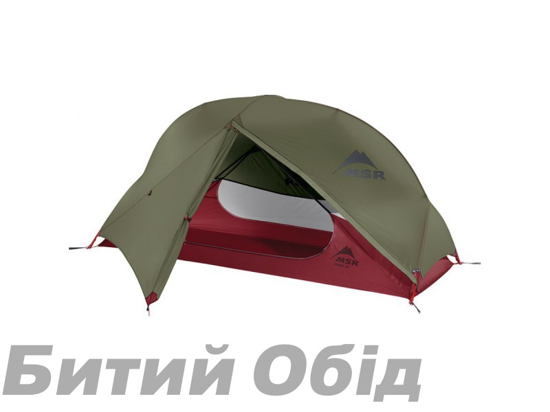 Палатка MSR Hubba NX Tent фото, купить, киев, запорожье