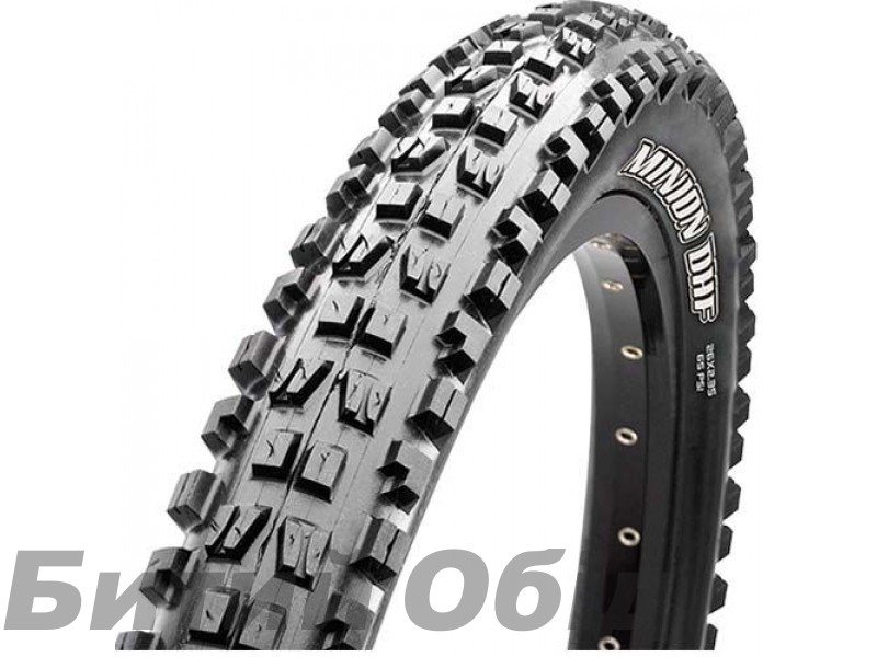 Покрышка Maxxis Minion DH F 27.5X2.50, 60TPI, (folding), WT/EXO/TR