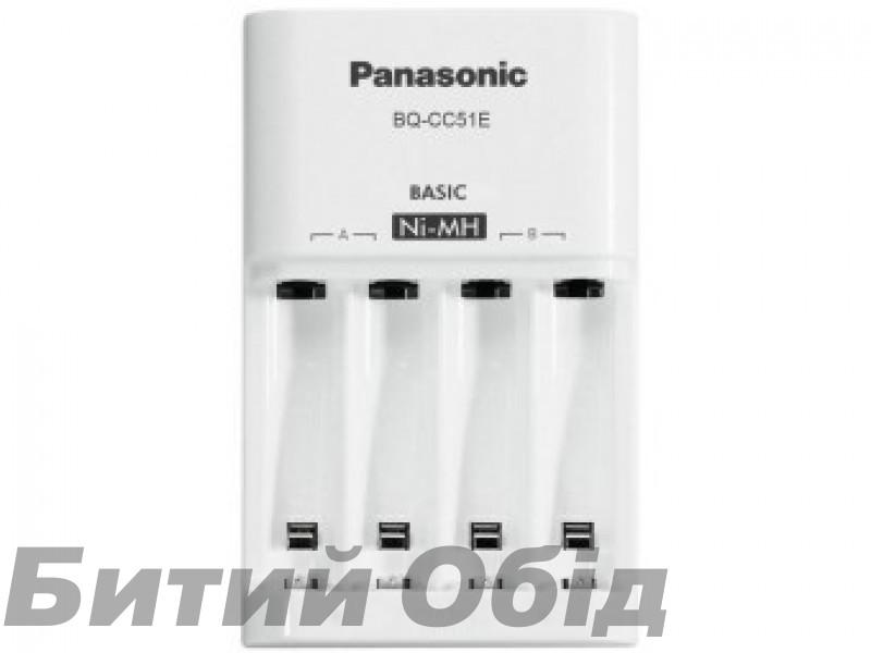 Зарядное устройство Panasonic Basic Charger