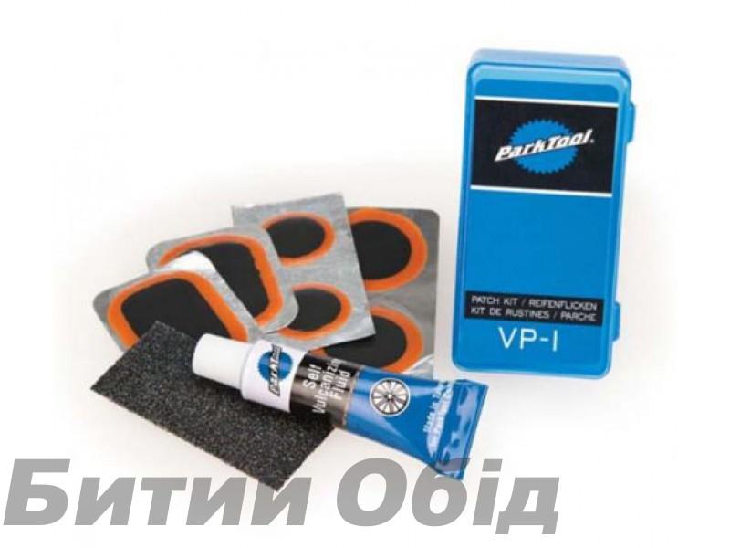 Набор для заклейки камер Park Tool VP-1C фото, купить, киев, запорожье