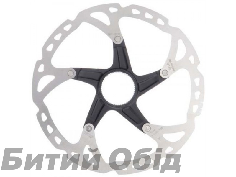 Ротор Shimano SM-RT67 M, 180мм, CENTER LOCK