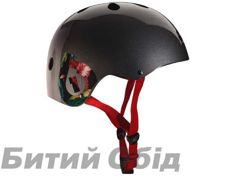 Шлем велосипедный SixSixOne Dirt Lid Plus