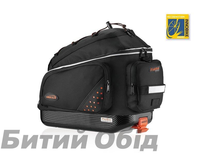 Сумка Ibera IB-BA11 на багажник фото, купить, киев, запорожье
