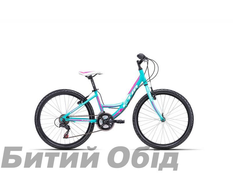 Детский велосипед CTM Missy (matt mint/pink) 2018 год
