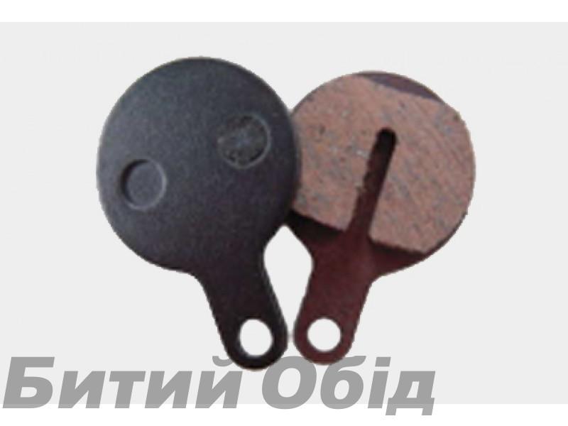 Тормозные колодки дисковые b10 Tektro Lyra/Novela/IOX (BPN-710) organic