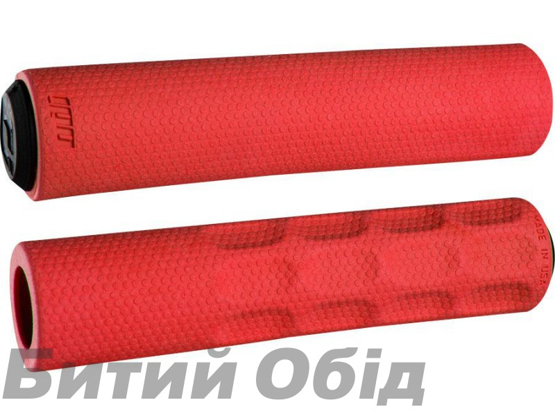 Грипсы ODI F-1 VAPOR Grips, 130mm, Red (красные)