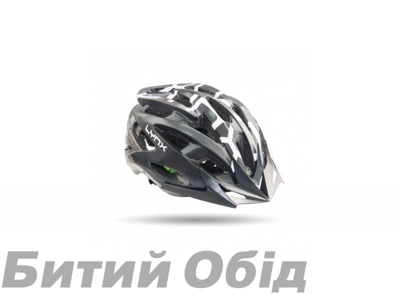 Шлем Lynx Morzine Black White фото, купить, киев, запорожье
