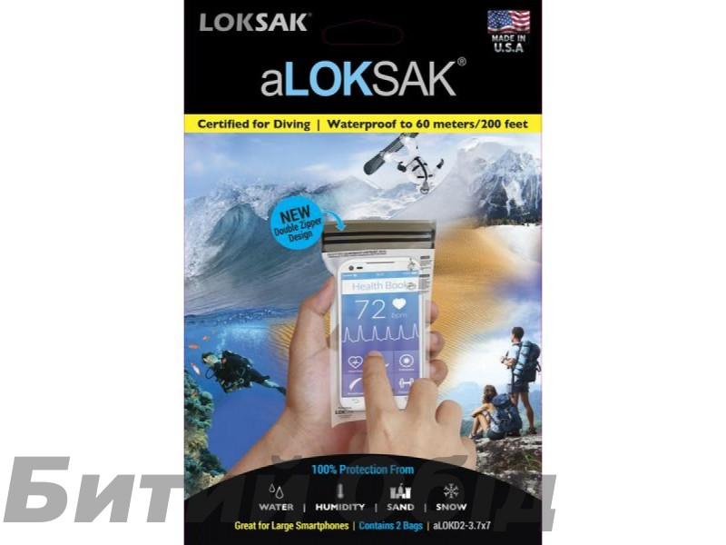 aLoksak ALOK1-3.7X7 (8,9 см х 16,5 см) фото, купить, киев, запорожье