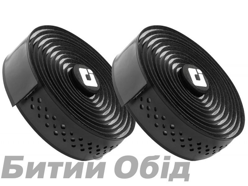 Обмотка руля ODI 3.5mm Dual-Ply Performance Bar Tape - Black/White (черно-белая) фото, купить, киев, запорожье