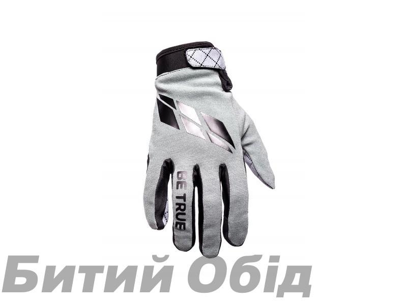 Велосипедные перчатки B10 NC-3153-2018-A gray/black фото, купить, киев, запорожье