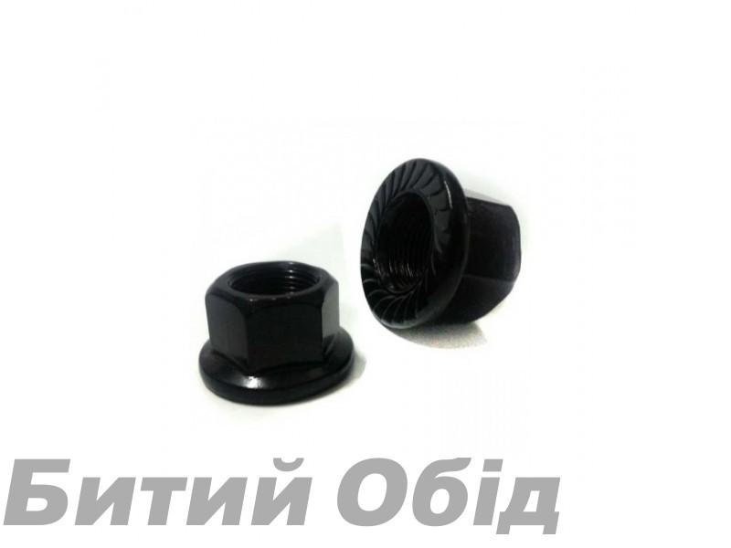 Гайка для BMX втулок с 14 мм осью фото, купить, киев, запорожье