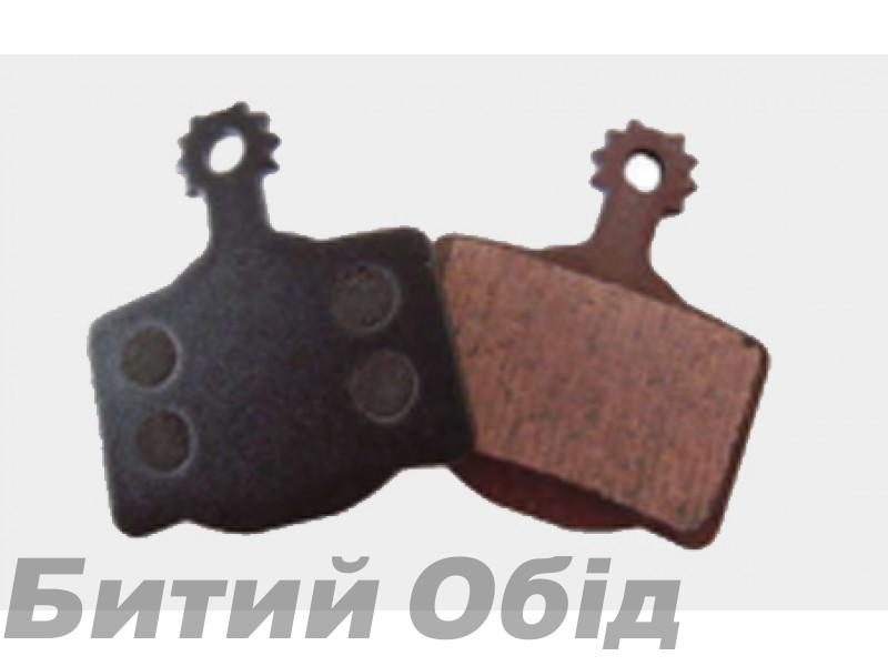 Тормозные колодки дисковые b10 Magura MTS/MT2/MT6/MT8 (BPN-160) organic
