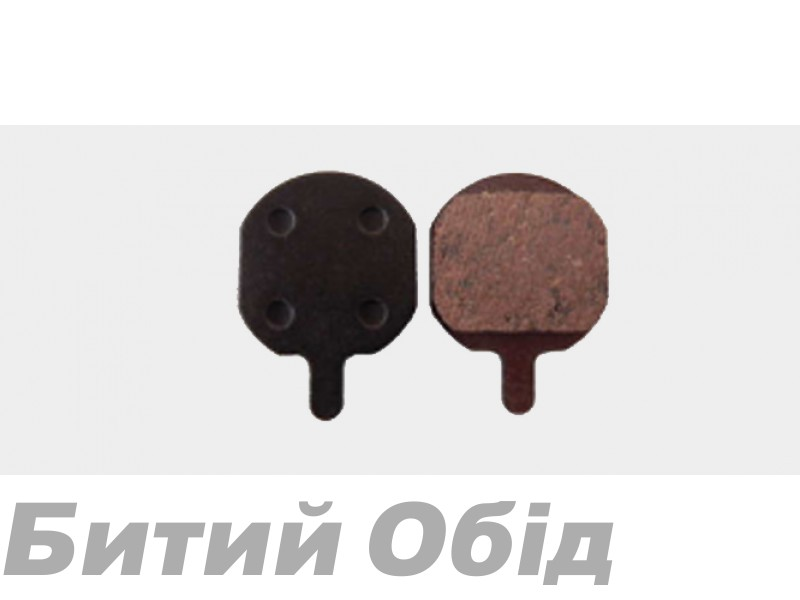 Тормозные колодки дисковые b10 Hayes MX-2/MX-3/MX-4/MX-5/Sole/CX pro (BPN-220) organic