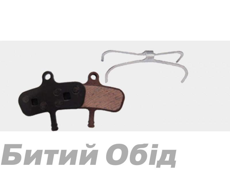Тормозные колодки дисковые B10 Avid CODE (BPN-295) organic фото, купить, киев, запорожье