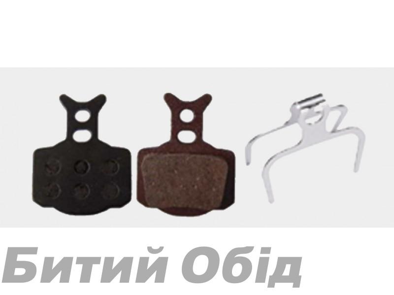 Тормозные колодки дисковые B10 Formula Mega/R1/RX/RO/T1/C1 (BPN-330) organic фото, купить, киев, запорожье