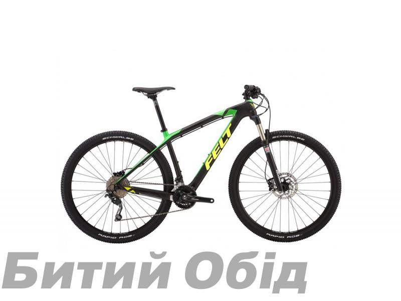 Велосипед Felt NINE 5 (Matte Carbon) 2018 года фото, купить, киев, запорожье