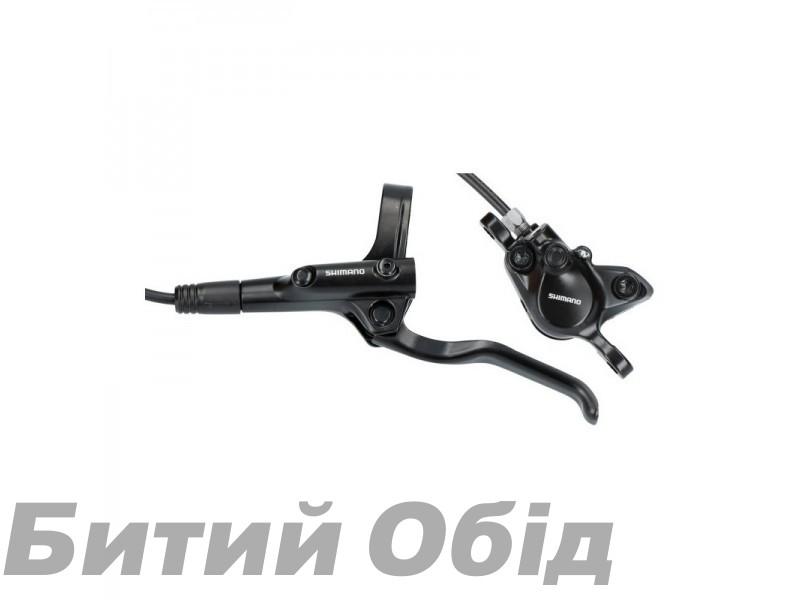 Тормоз гидравлический Shimano MT200 передний фото, купить, киев, запорожье