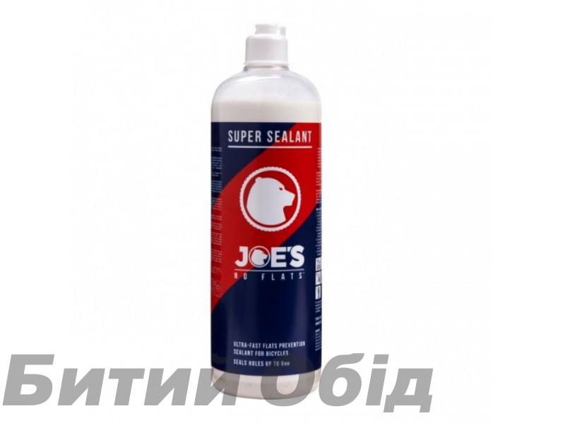 Антипрокольный вело герметик Joe's No Flats Super Sealant 1000 ml фото, купить, киев, запорожье