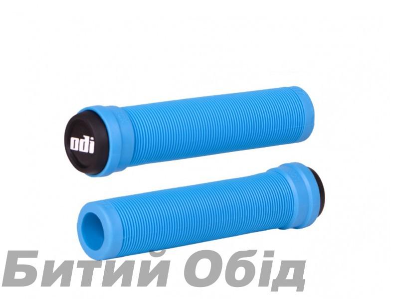 Грипсы ODI Soft Longneck BMX 135mm Single Ply Light Blue фото, купить, киев, запорожье