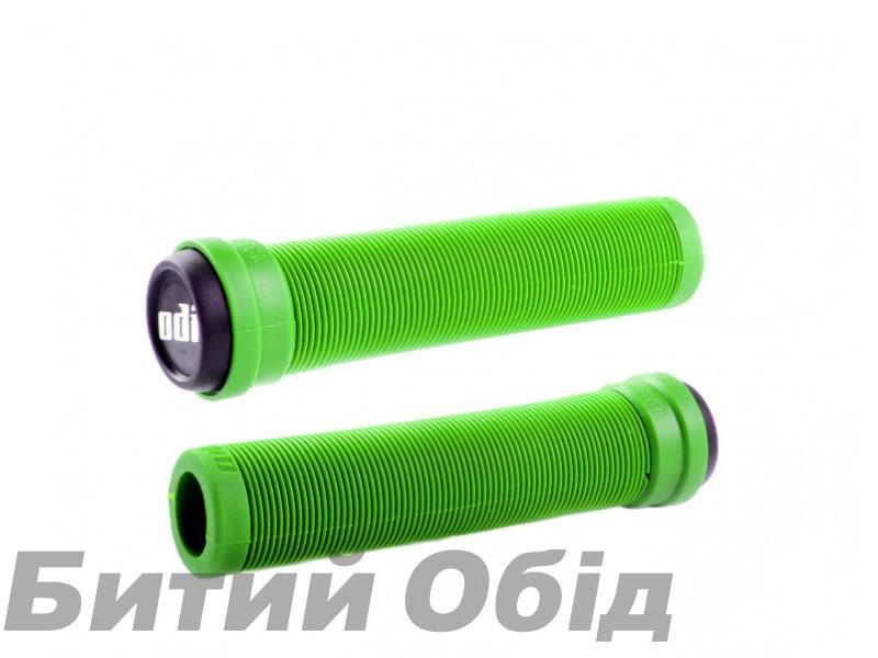 Грипсы ODI Soft Longneck BMX 135mm Single Ply Green (зеленые) фото, купить, киев, запорожье