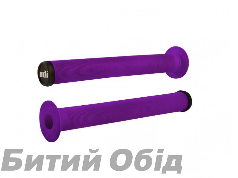 Грипсы ODI Longneck XL Single Ply Grips Purple (фиолетовые) фото, купить, киев, запорожье