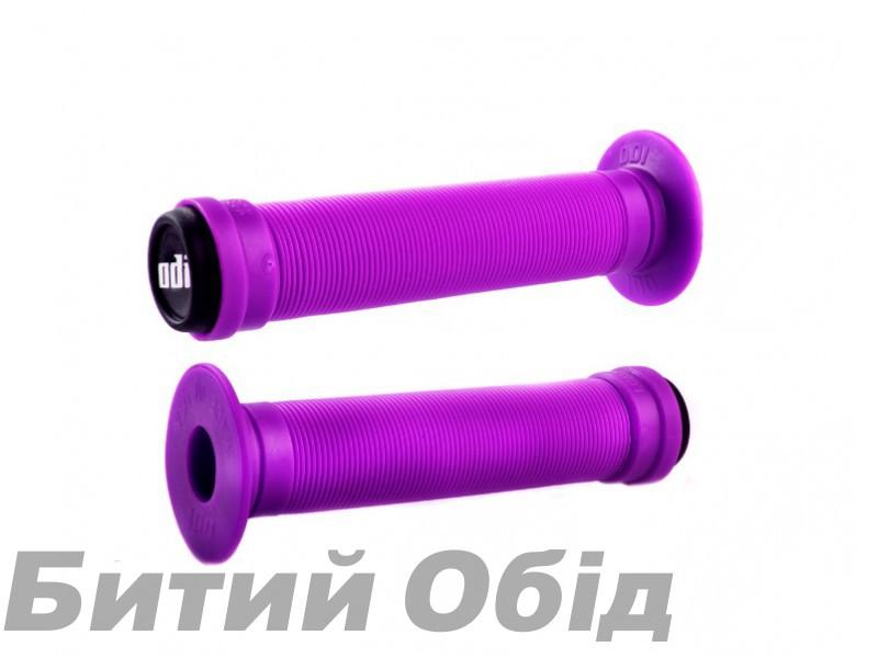Грипсы ODI Longneck ST BMX 143mm Single Ply Purple (фиолетовые) фото, купить, киев, запорожье