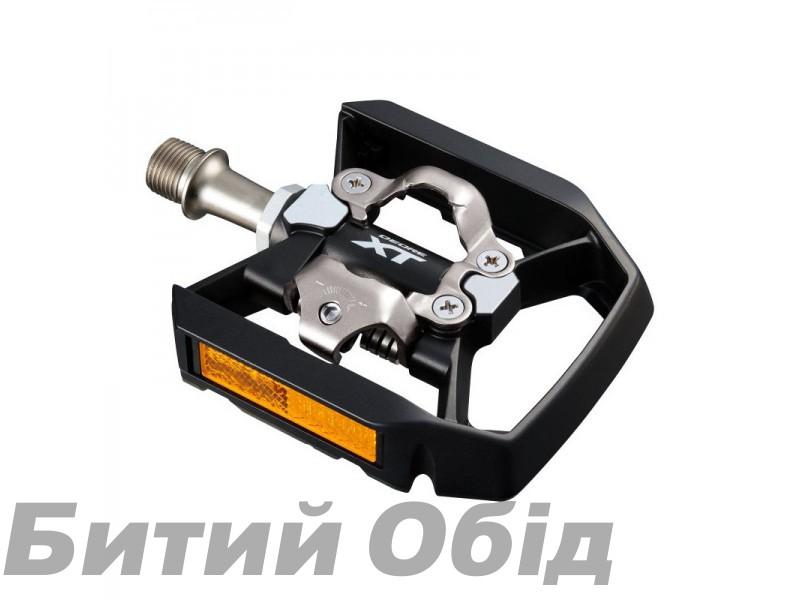 Педали Shimano PD-M8000 DEORE XT SPD рамка с односторонним механизмом фото, купить, киев, запорожье