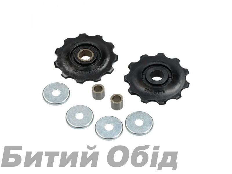 Ролики переключателя Shimano ALTUS RD-M370, комплект 2шт.