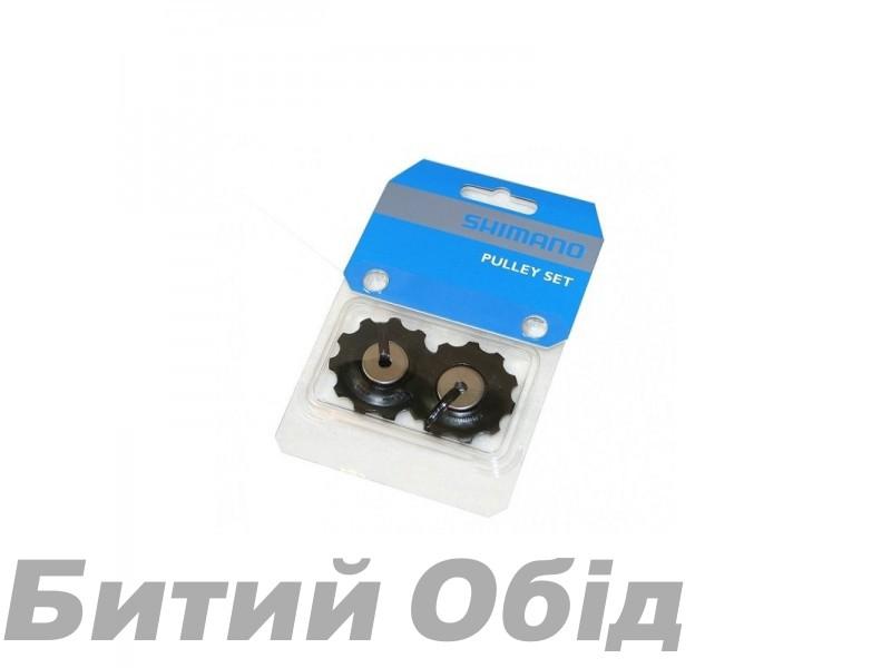 Ролики переключателя Shimano SLX / Metrea RD-M7000-11 комплект: нижний + верхний
