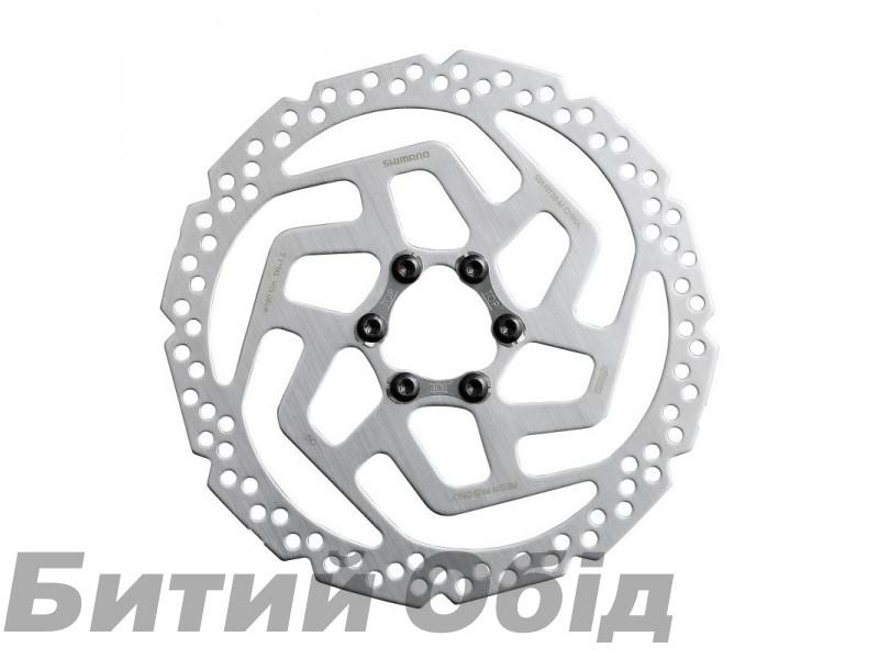 Ротор Shimano SM-RT26-M, 180мм, монтаж 6 болтов