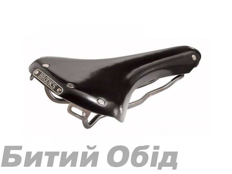 Седло BROOKS B15 Swallow Classic Titanium фото, купить, киев, запорожье