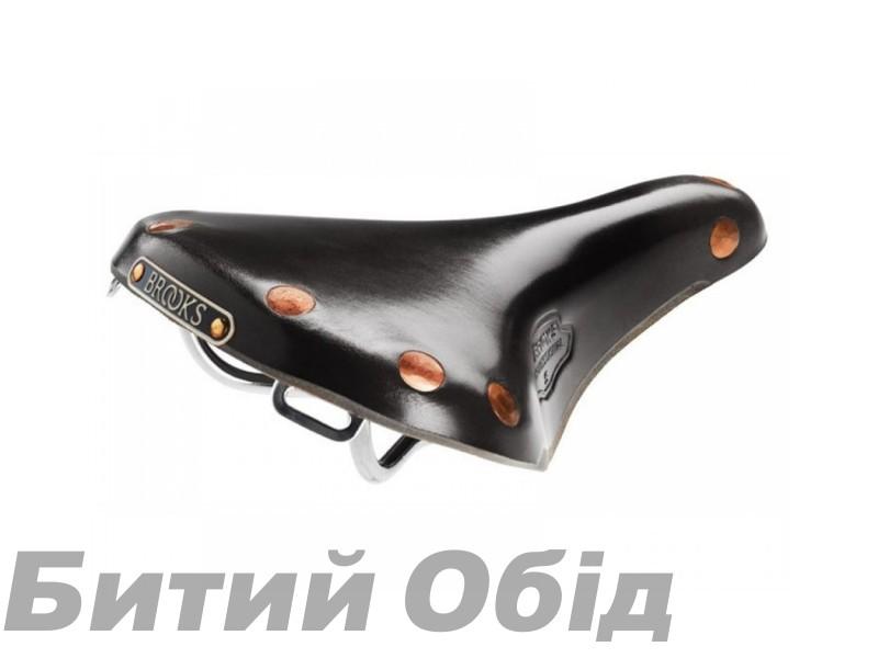 Женское велоседло BROOKS Team Pro S Chrome фото, купить, киев, запорожье