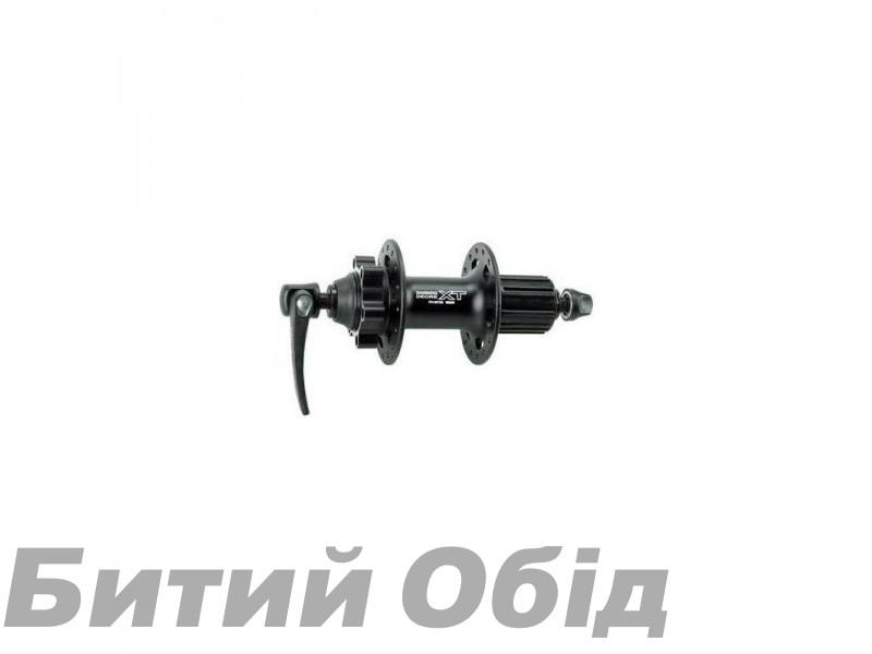 Втулка задняя Shimano FH-M756 DEORE XT 32 отв. ротор на 6 болт фото, купить, киев, запорожье