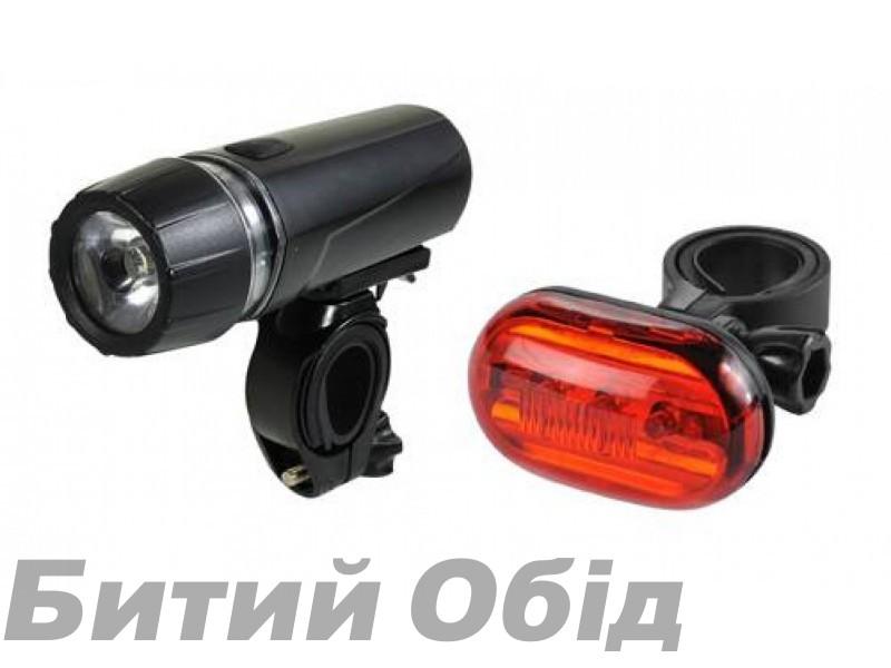 Комплект света B10 JY-586-1+JY-603T-G
