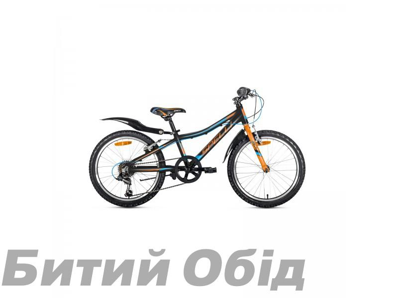 Детский велосипед Spelli Active Boy 24 (2019 год) фото, купить, киев, запорожье