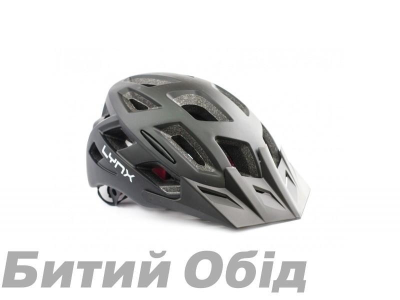 Шлем Lynx Maribor, Matt Black