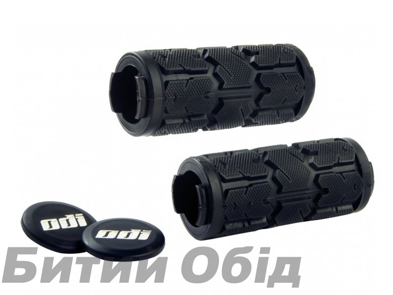 ODI Rogue MTB Lock-on 90mm Replacement Pack Black (для SRAM Grip - Shift) фото, купить, киев, запорожье