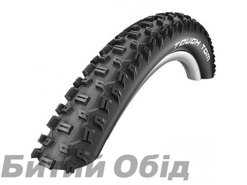 Покрышка 27.5x2.35 650B (60-584) Schwalbe TOUGH TOM K-Guard HS411 B/B-SK SBC