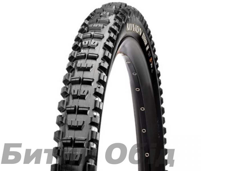 Покрышка Maxxis Minion DHR II 27.5 x 2.4 WT Wire
