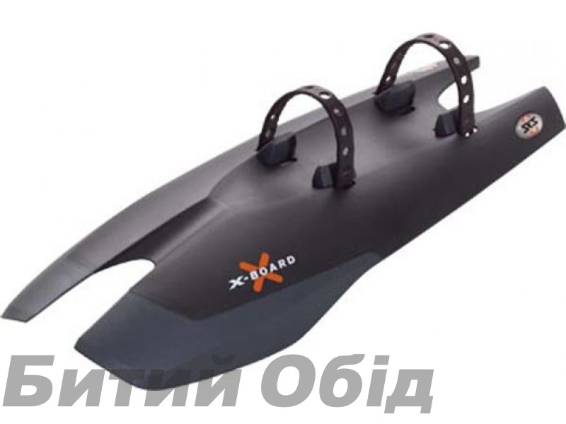 Крыло переднее SKS MTB DIRTBOARD X-BOARD