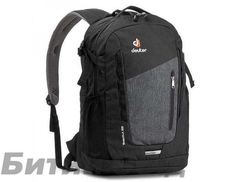 Рюкзак Deuter StepOut 22, dresscode-black