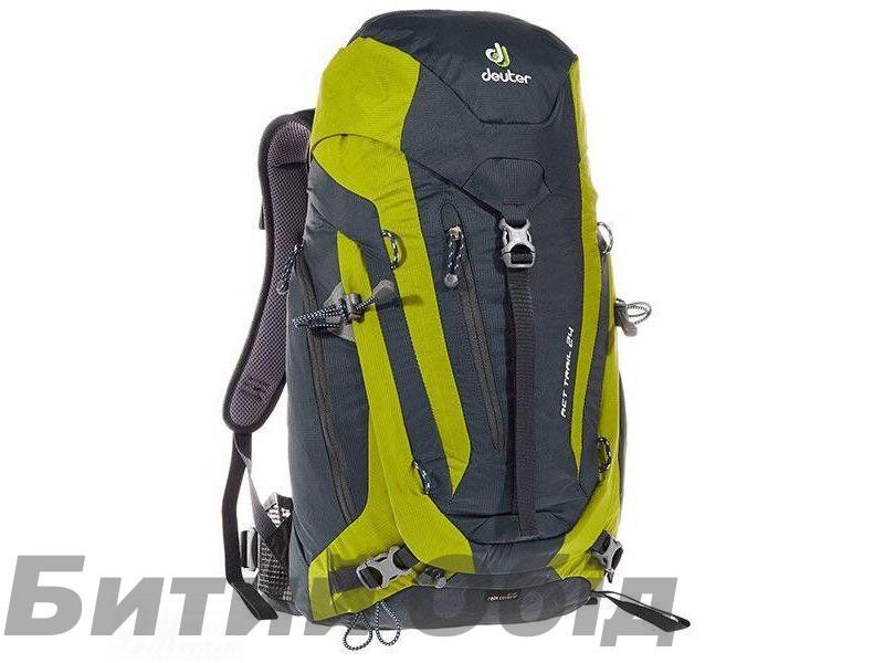 Рюкзак Deuter ACT Trail 24, granite-moss