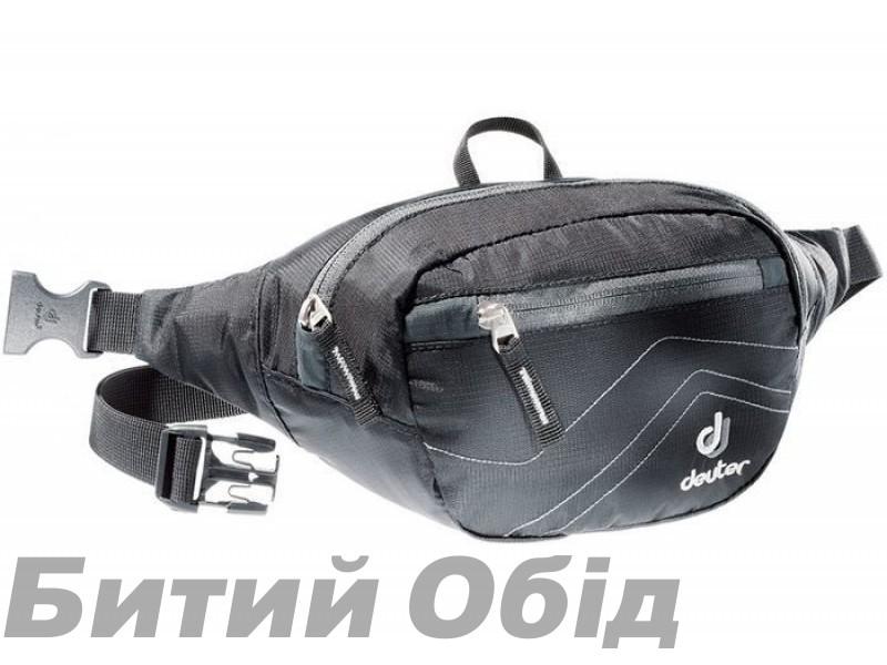 Напоясная сумка Deuter Belt I, black-anthracite