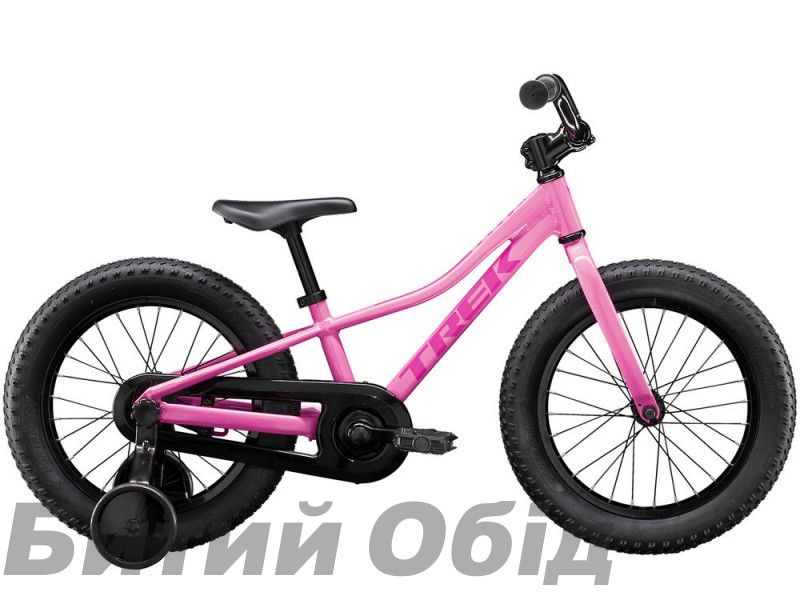 Велосипед Trek Precaliber 16 GIRLS CB 16 Pink (2021)