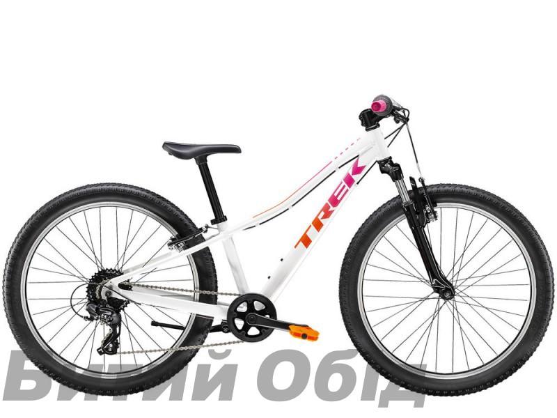 Велосипед Trek 2021 Precaliber 24 8SP GIRLS Sus 24˝