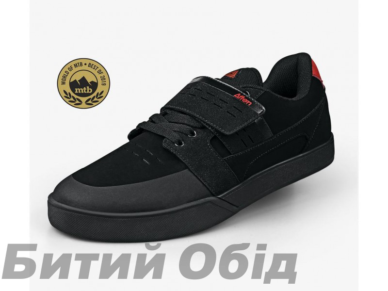 Велосипедные кроссовки Afton Vectal Black фото, купить, киев, запорожье