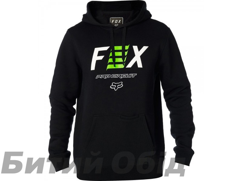 Толстовка FOX MONSTER PO FLEECE