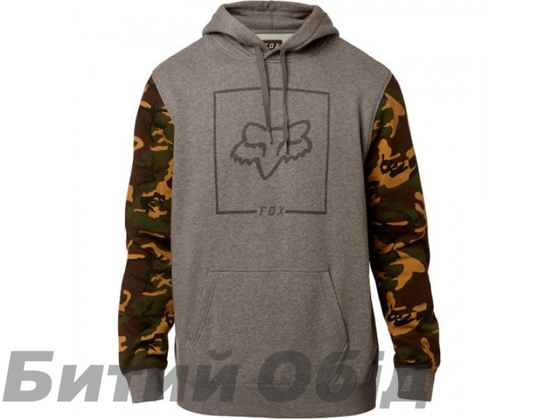 Толстовка FOX CHAPPED CAMO PULLOVER FLEECE